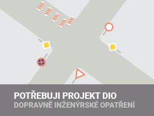 Projekt DIO (dopravně inženýrské opatření)